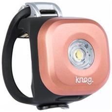 Luce Anteriore a LED Bianco per Bici Colore Rosa