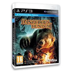 PS3 - Cabela's Dangerous Hunts 2011 SAS (Compatibile con Playstation Move)