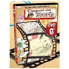 Dvd Disegnami Una Storia #06