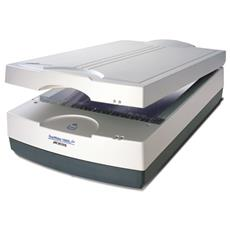 ScanMaker 1000XL Plus, 304,8 x 431,8 mm, 3200 x 6400 DPI, 48 Bit, Dispositivo Piano, Bianco, CCD