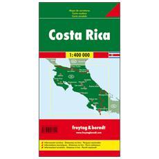 Costa Rica 1:400.000
