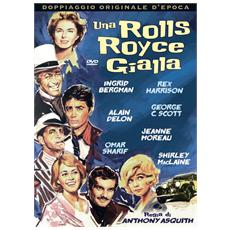 Una Rolls-Royce Gialla (Dvd)