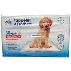 Pannolini Tappetini Assorbenti 60x60 30 Pz Bayer