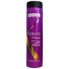 Keratin Shampoo Crespi-danneggiati 200 Ml. Prodotti Per Capelli