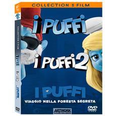 Puffi - Collezione 3 Film (3 Dvd)