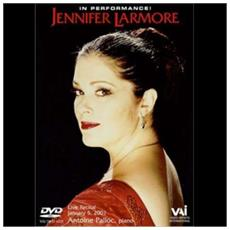 Jennifer Larmore - In Performance! (Live: 2001)