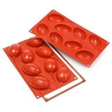 Stampo In Silicone Tulipano 8 Forme
