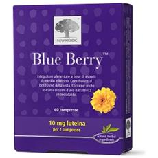 Blue Berry Integr. 60 Cpr