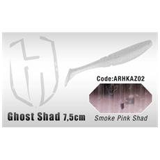 Ghost Shad 7,5 Cm Smoke Pink Shad