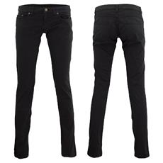 Pantaloni Donna 5 tasche KERRI Classic Size 38 Col. Black