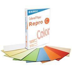 Carta per stampa digitale a colori Repro C Color Burgo - 160 g / mq - bianco - 8599 (risma250)