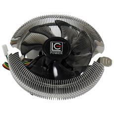 Dissipatore CPU Cosmo Cool LC-CC-94 ad Aria per Socket Intel LGA 775/1150/1151/1155/1156 e AMD AM2 / AM3 / AM4 / FM1 / FM2