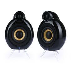 MicroPod Bluetooth Diffusori a 2 vie Potenza Totale 40 Watt colore Nero