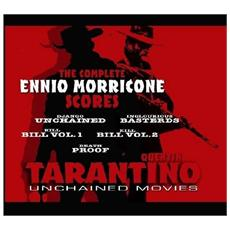 Quentin Tarantino Unchained Movies - The Complete Ennio Morricone Scores (2 Cd)