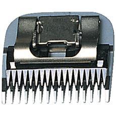 Testina per tosatrice Moser Serie A5 lunghezza taglio 5 mm