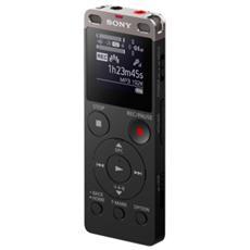 Registratore Vocale ICD-UX560B - Nero