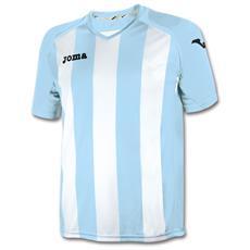 T-shirt Pisa L Azzurro Bianco