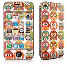 "AIP4-OWLFMLY 3.5"" Skin Multicolore custodia per cellulare"