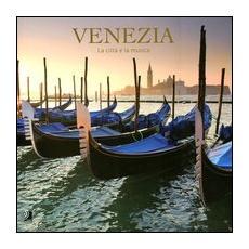 Venezia. La città e la musica. Ediz. italiana, inglese e tedesca. Con 4 CD Audio