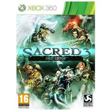 X360 - Sacred 3 First Edition