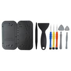 I-PHONE-TOOL2 - Kit 11 Attrezzi di Riparazione e Apertura per iPhone5