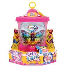 Little Live Pets Mariposa La Casa Delle Farfalle Sbatte Le Ali
