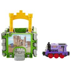 DGK93 - Thomas And Friends - Take-N-Play - Stazione Cubo #02