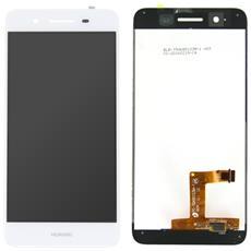 Schermo Lcd Touch Screen Vetro Completo Bianco Per P8 Lite Smart Gr3