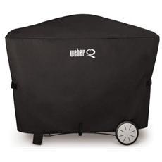 Copertura in Vinile per Barbecue Q 3000/3200 Colore Nero