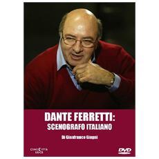 Dante Ferretti - Scenografo Italiano