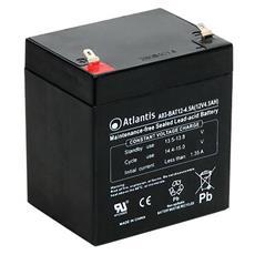 Batteria Nero 12 V 4.5 Ah A03-BAT12-4.5A