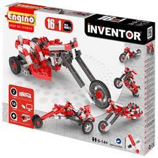 Inventor Motor Bikes 16 In Uno Gioco Di Costruzioni 02489