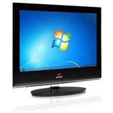 """Monitor 18.5"""" LED OLISCREEN 1360x768 Tempo di Risposta 5 ms"""
