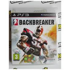 Backbreaker Ps 3 Playstation 3
