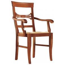 Sedia In Legno Seduta Imbottita Capotaola O Sedia Da Ufficio