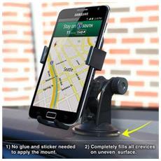 HLCRIO101 Auto Active holder Nero supporto per personal communication