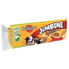 Snack per cani Jumbone Medium 2 Ossi Medium - 200g