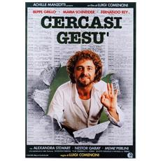Dvd Cercasi Gesu'