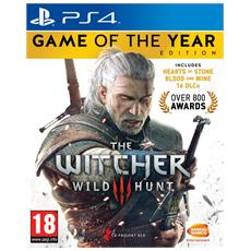 PS4 - The Witcher 3 Wild Hunt GOTY Edition