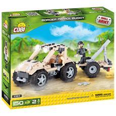 Border Patrol Buggy Gioco Di Costruzioni Small Army 02587