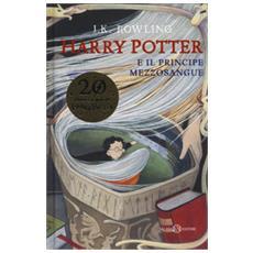Harry potter e il principe mezzosangue. 6.