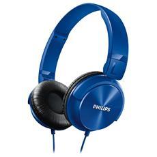 Shl3060bl Cuffia Dj Style Blu