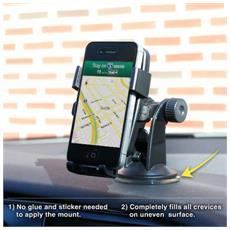 HLCRIO102 Auto Active holder Nero supporto per personal communication