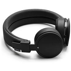 Plattan ADV, Stereofonico, Padiglione auricolare, Nero, Bluetooth, Sovraurale, 10 - 20000 Hz