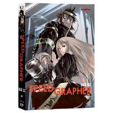 Dvd Speed Grapher - Box 02 (3 Dvd)