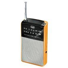 Radio Portatile Am / fm Ra 725 Arancio