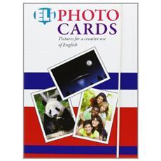 Photocards ELI. Guida per l'insegnante. Ediz. inglese