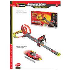 Ferrari Go Gears+macchina 1:43