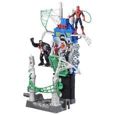 Spiderman Daily Bugle Playset