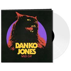 Danko Jones - Wild Cat (White Vinyl)